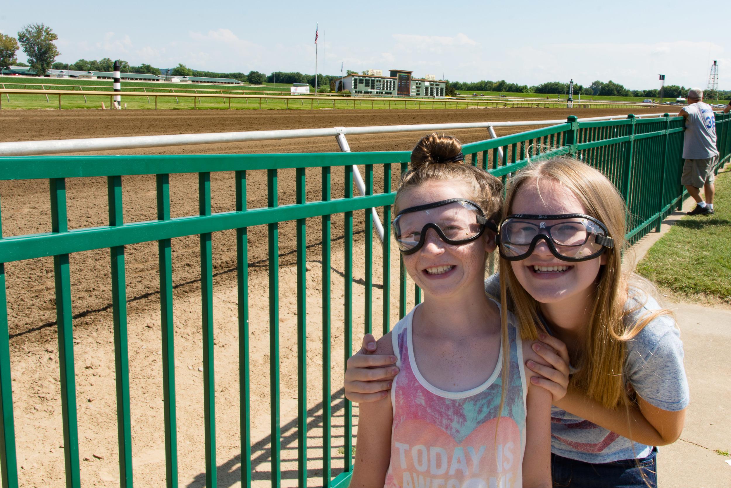 Future jockeys?