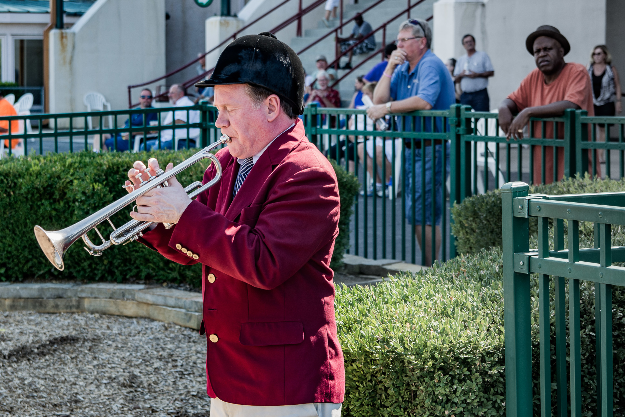 'Call to Post' and other trumpet fun.