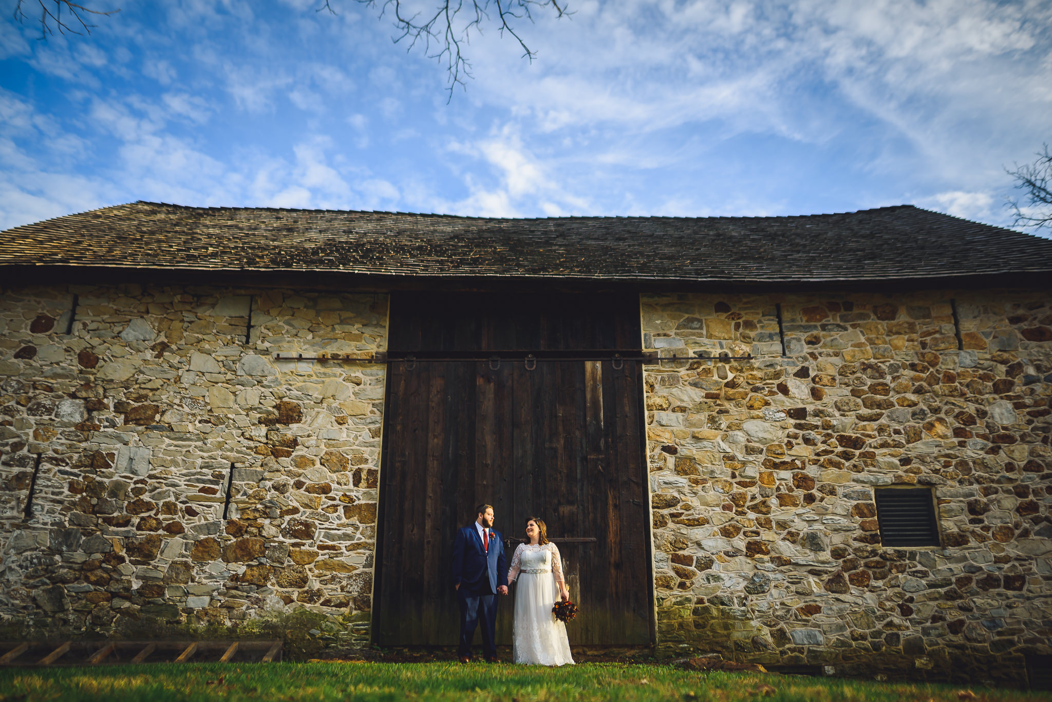 Duportail House Wedding Photographer