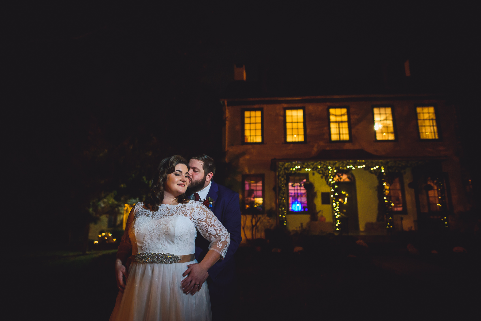 Duportail House Wedding Photography