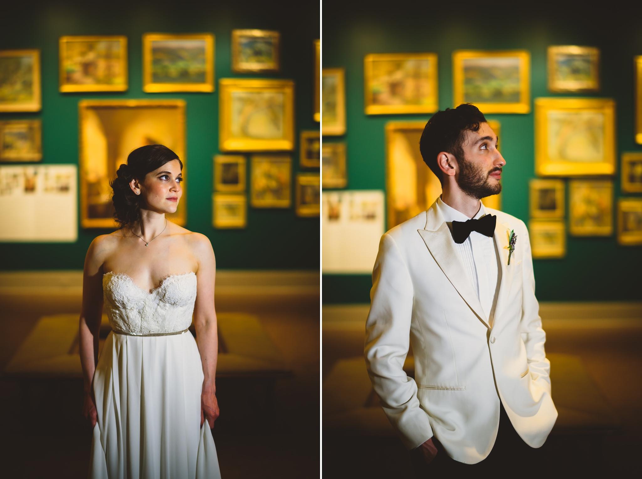 Michener Art Museum Wedding