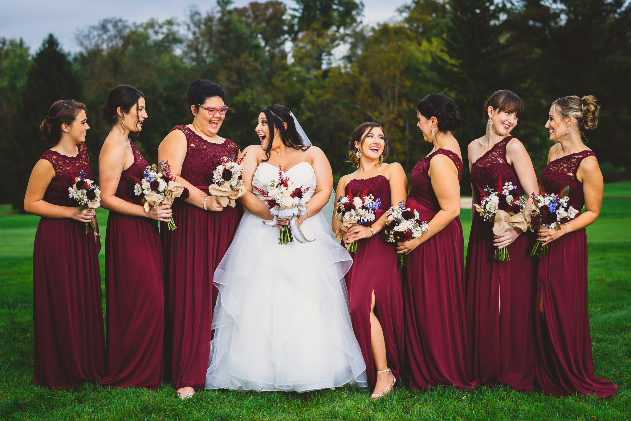 Cedarbrook Country Club Wedding