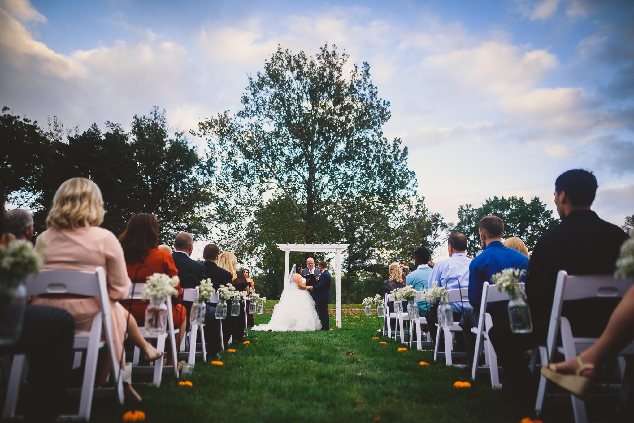 Cedarbrook Country Club Wedding Photography
