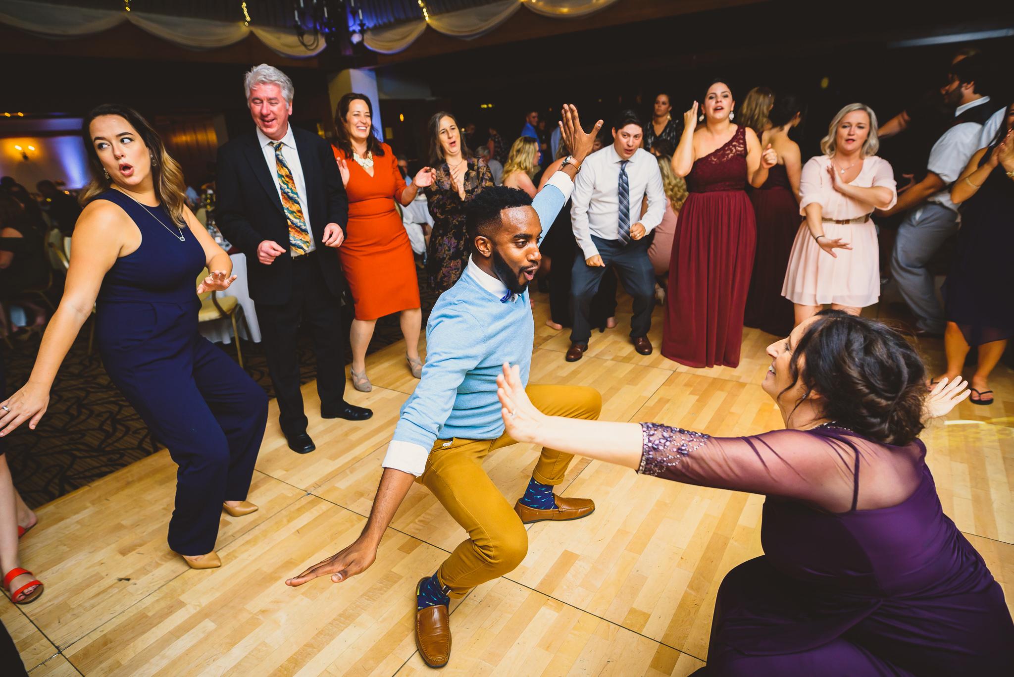 Wedding at Cedarbrook Country Club