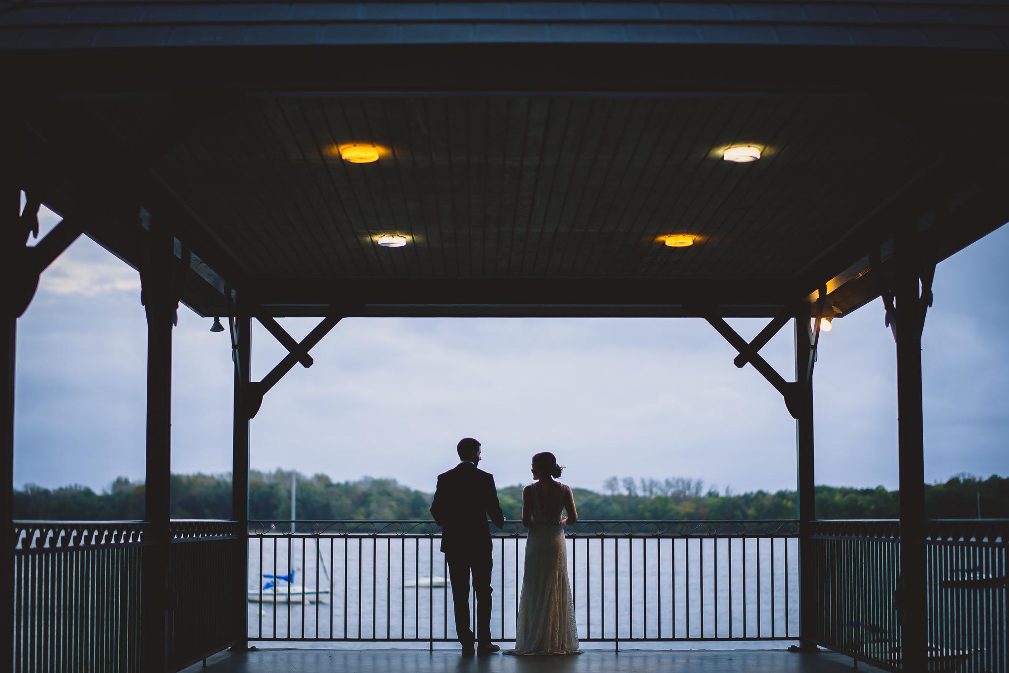 Glen Foerd On the Delaware Wedding Photographer