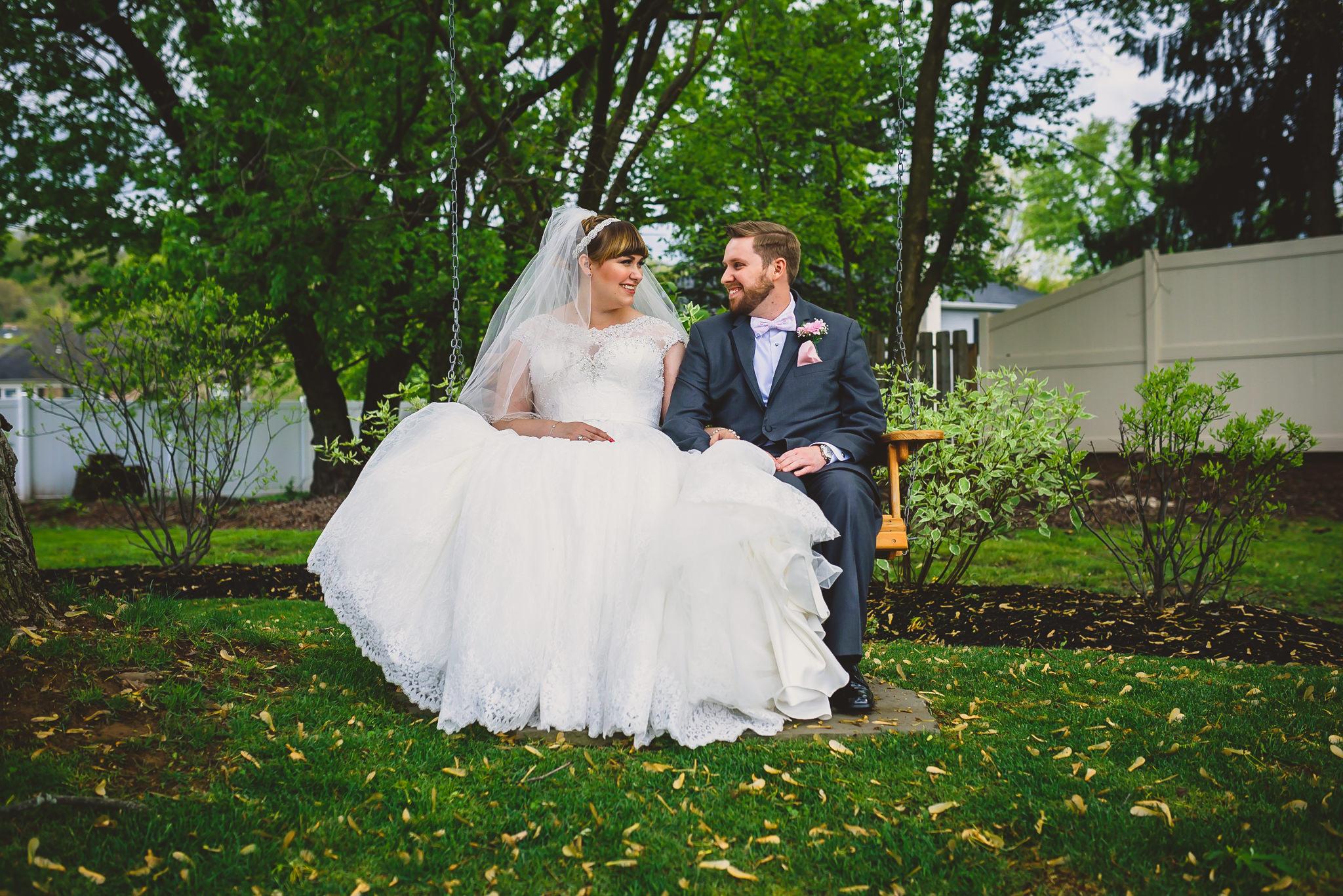 Warrington-Country Club Wedding
