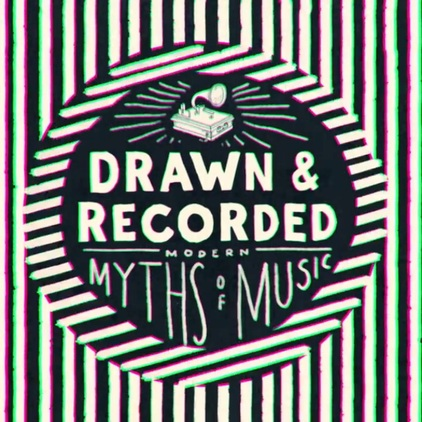 DRAWN & RECORDED: BLIND WILLIE IN SPACE SERIES - SPOTIFY 2016