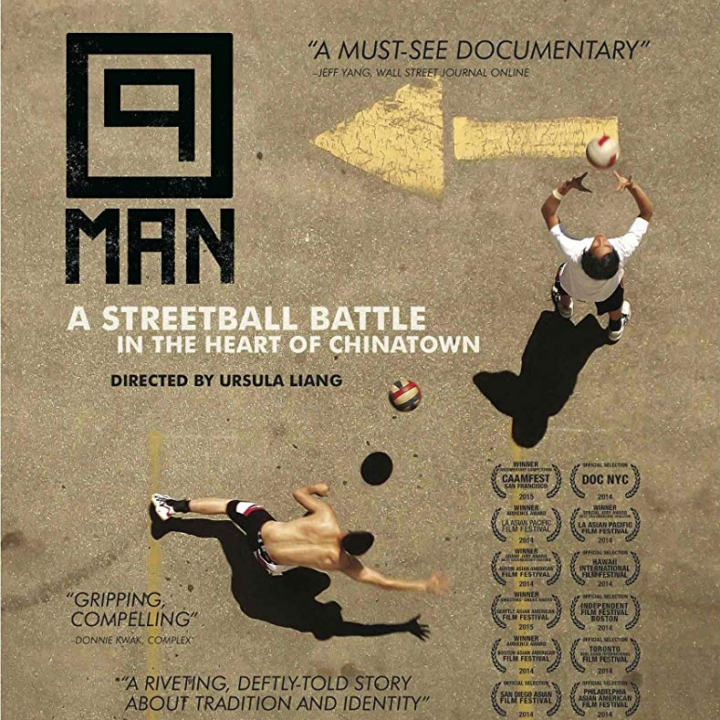 9-MAN  DOCUMENTARY FEATURE 2014