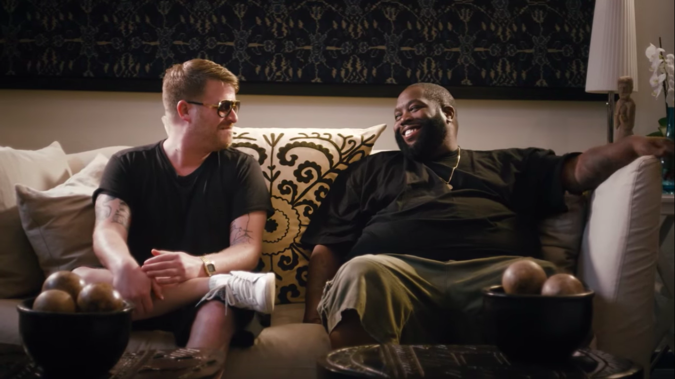 RUN THE JEWELS X JAGERMEISTER