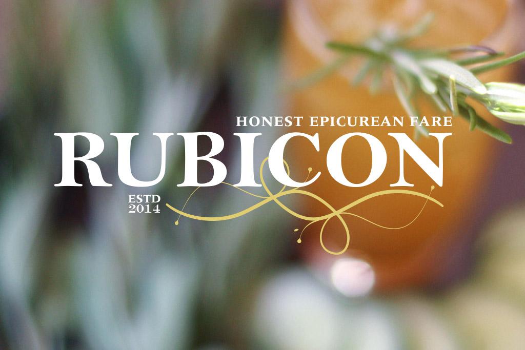 Rubicon Logo. Photo by Anela Benowitz.