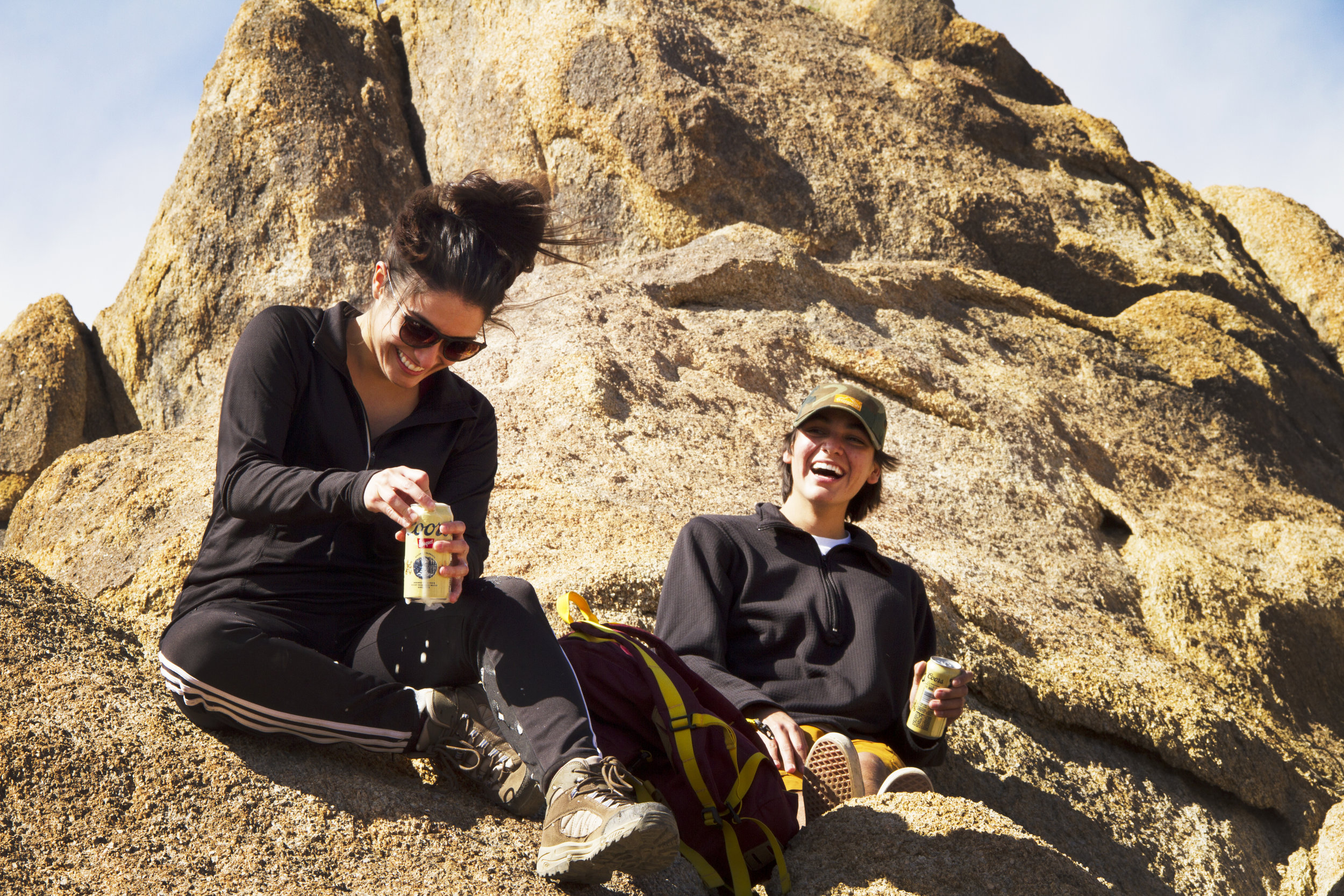 DESERT EXCURSION : EASTERN SIERRAS, CALIFORNIA