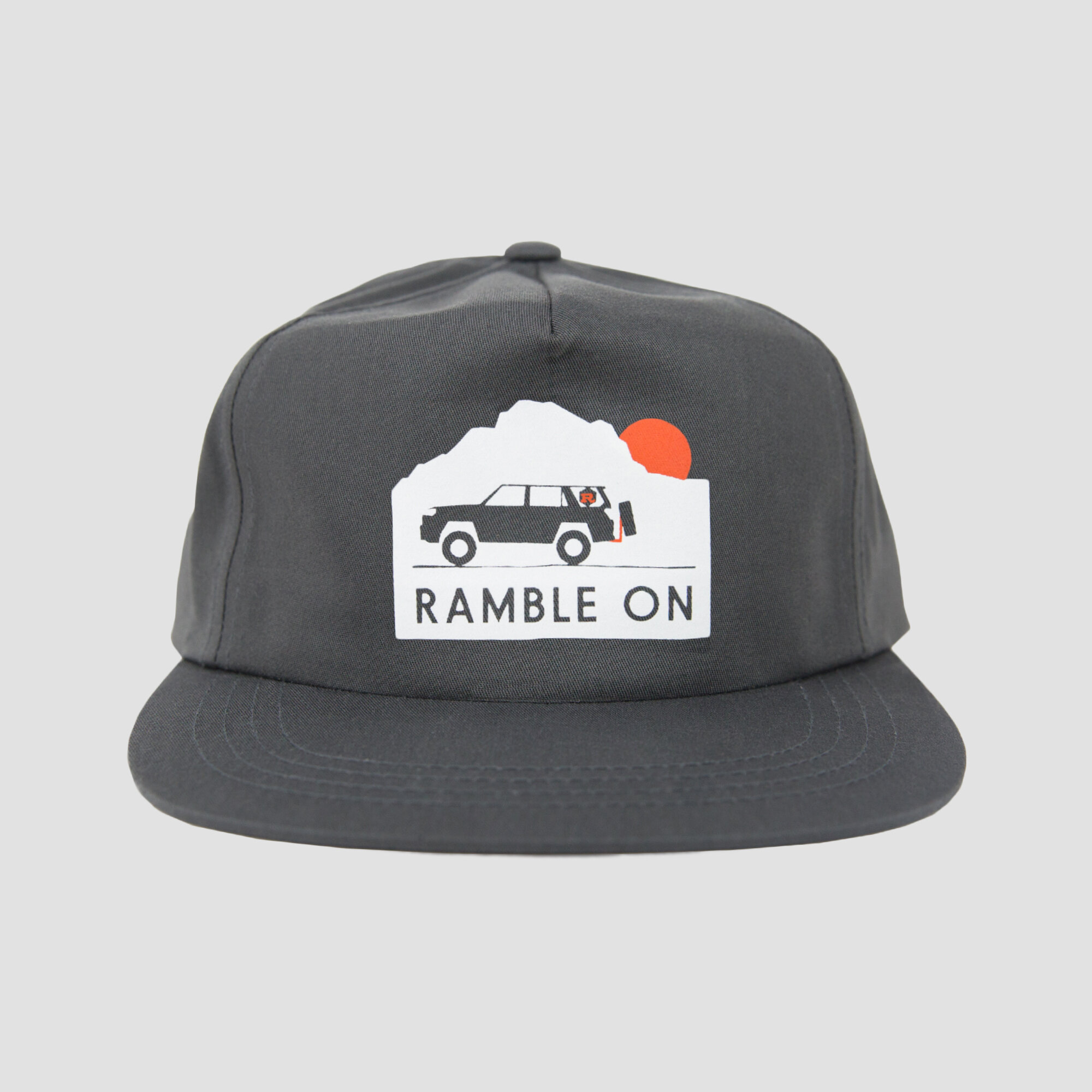 Ramblin' - Charcoal - $22.95