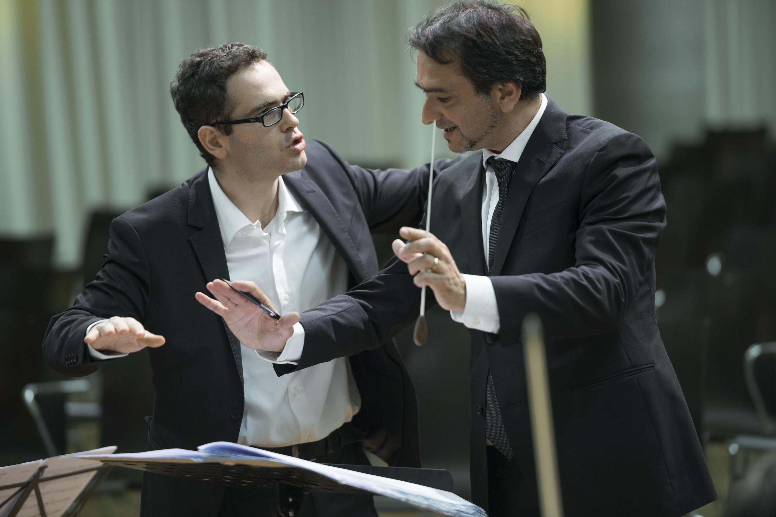 Riccardo Panfili, composer