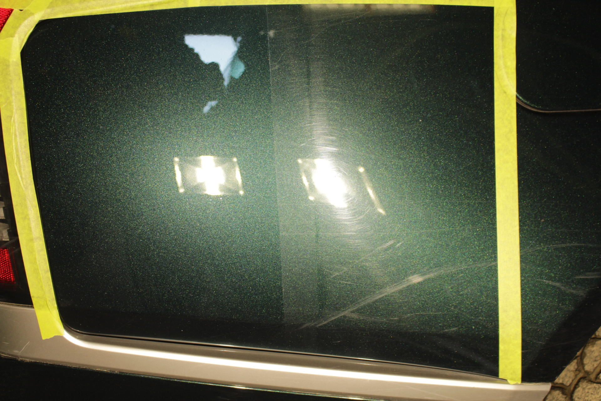 2013 Range Rover - 2 Stages Paint Correction where used.