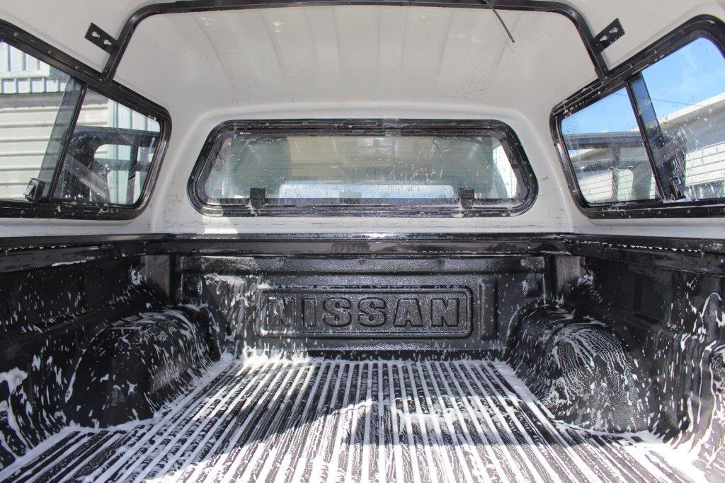 Truck Canopy/Deck Groomed   from $30 |every 6 months