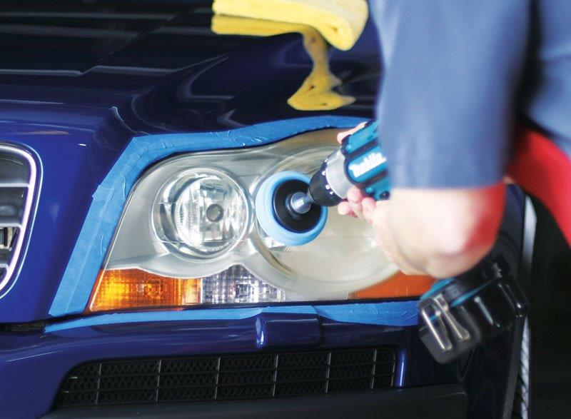 Headlights Polished   from $30 | every 6 months