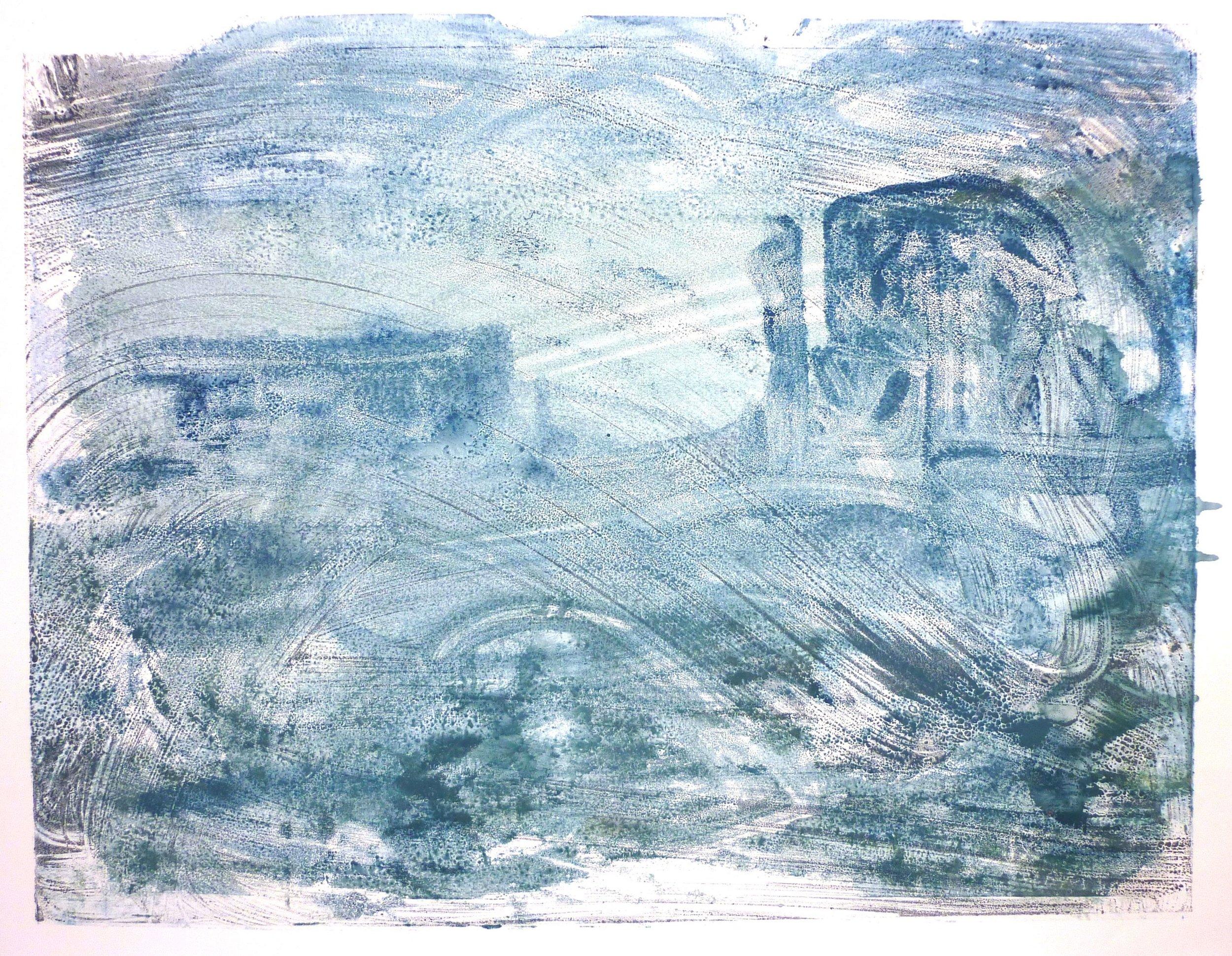 gdeerman 'A Storm at Monument Valley'.jpg