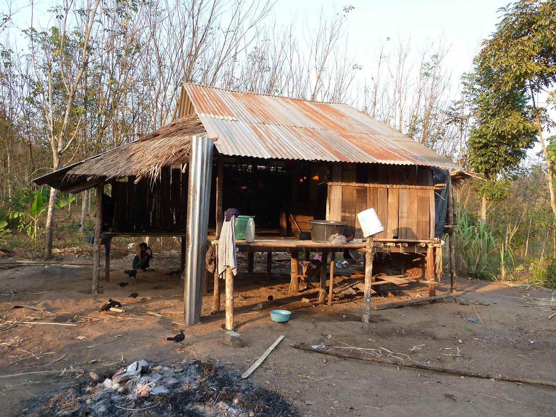A house (Fung Na community)