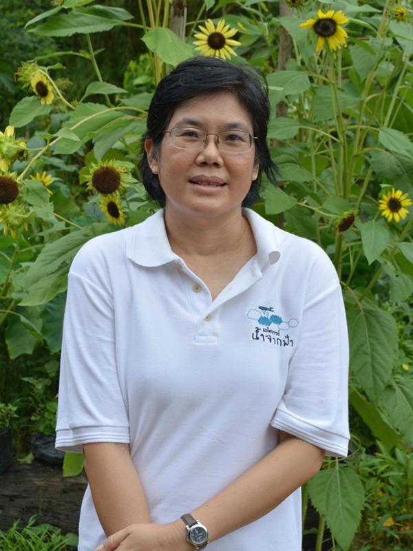 Phetcharaporn Ninwilai  MTEC   Project Coordinator, General Affairs