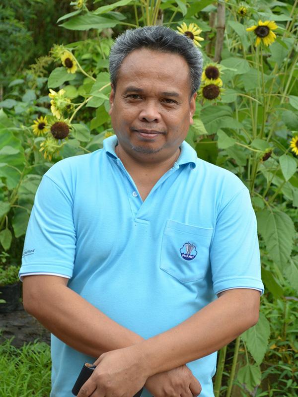 Asoke Polbumrung   PRF   Facilitator, Community Relations