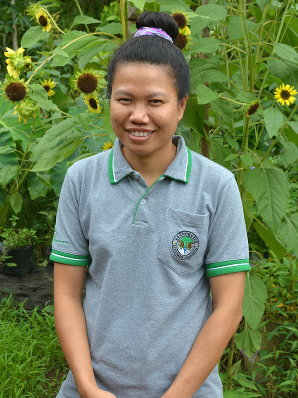 Piyawan Phomat  PRF  Project Coordinator, Field Operations