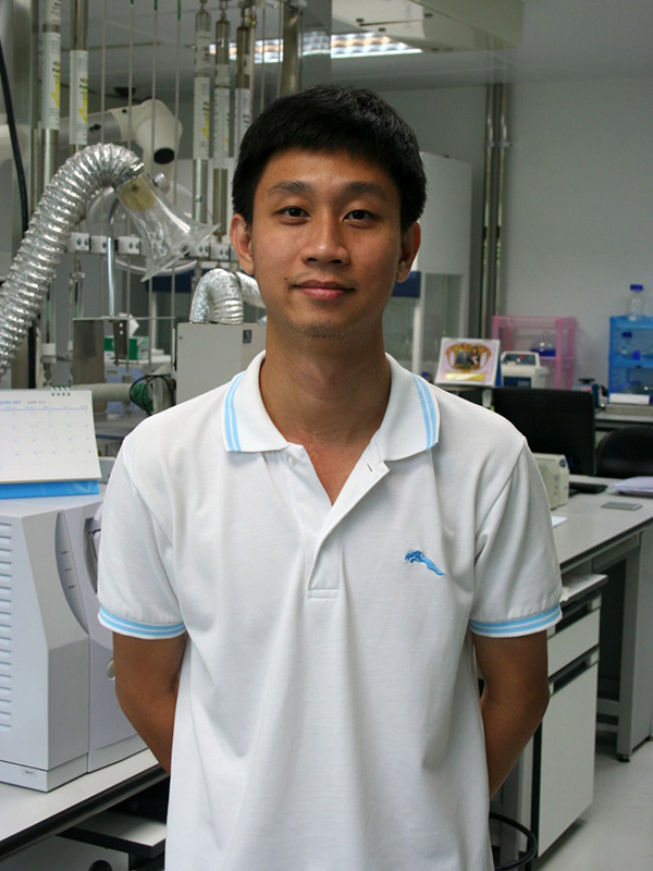 Weerawat Terdthaichairat  Kasetsart University  Product Engineer