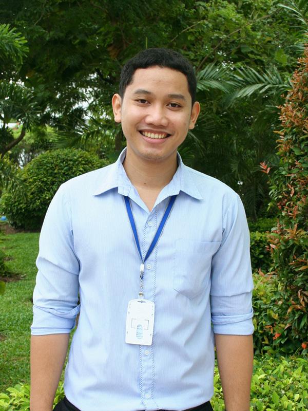 Supachai Songngam   MTEC   Laboratory Specialist, Material Study