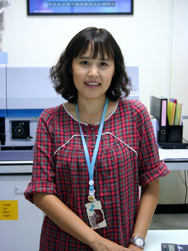 Supamas Danwittayakul, Ph.D.   MTEC   Chief Researcher, Material Study
