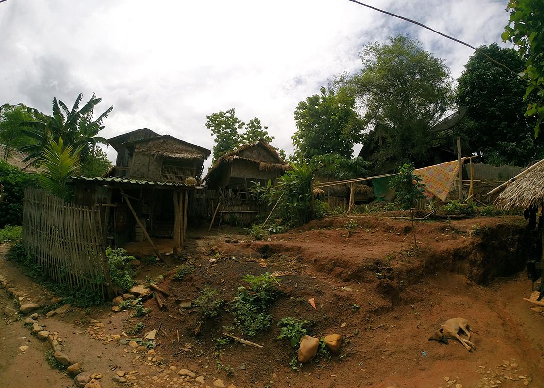 Houses in Ban Mai