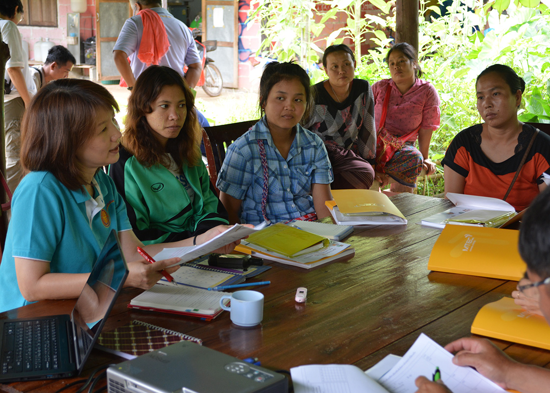 Focus group to refine the questionnaires