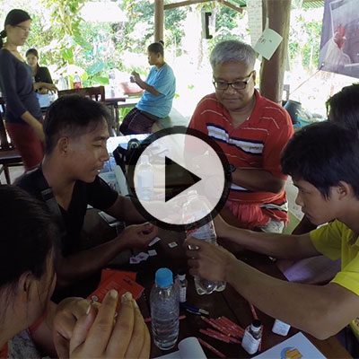 [Video] Workshop For Community Health Campaign   Sep 23-26, 2014