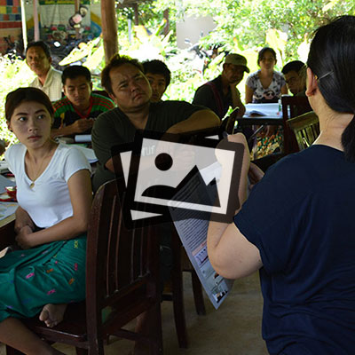 [Photos] Workshop For Community Health Campaign   Sep 23-26, 2014