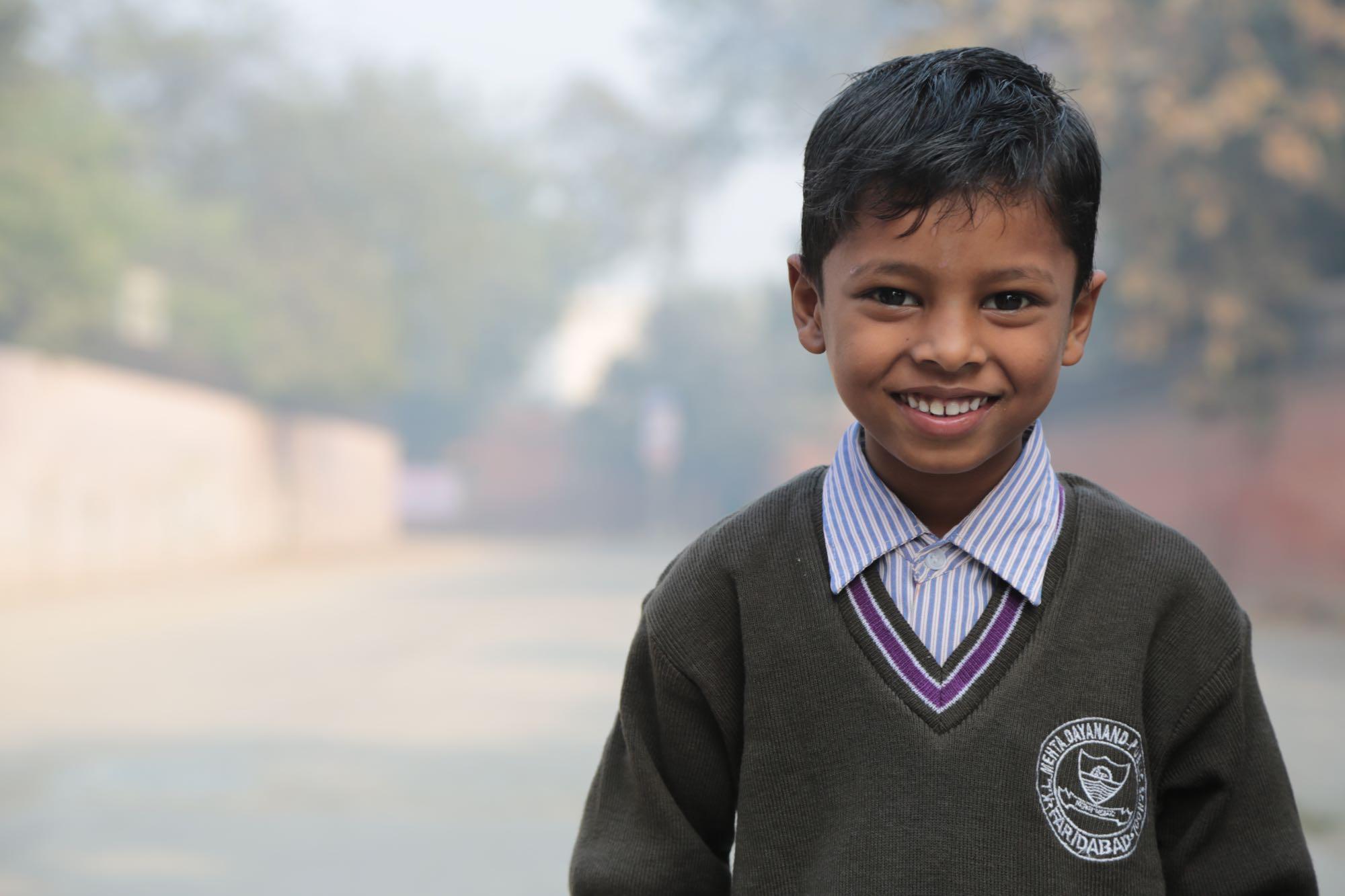 Aditya - (S2S-072)Sponsored by the Nair family,