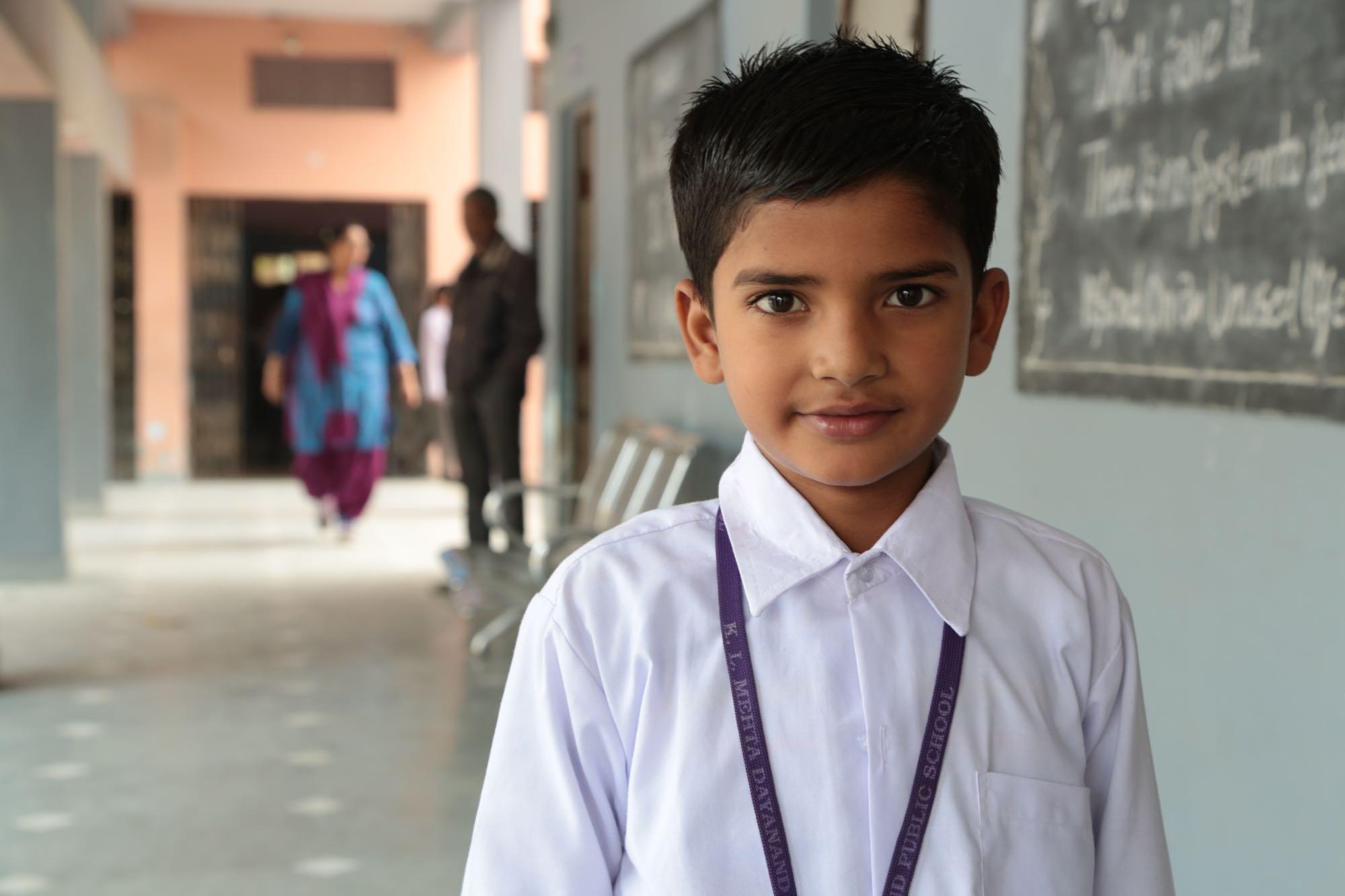 Ashutosh - (S2S-038)Sponsored by the Vitali-Rasanen family, United States