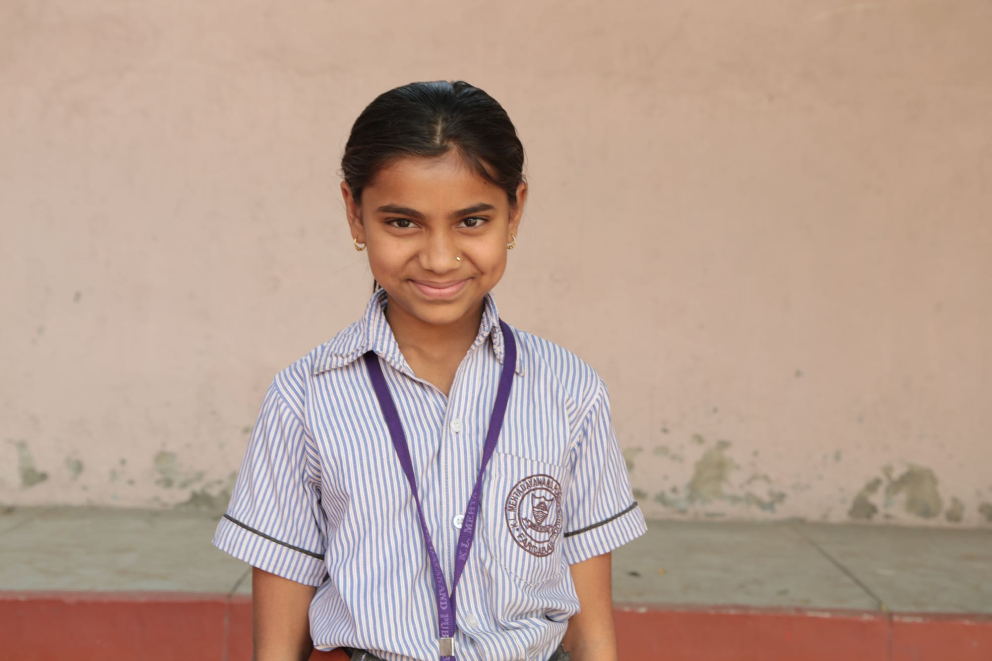 Kiran - (S2S-135)Currently in need of sponsorship. Click here to sponsor Kiran or another scholar for just $30/month!Sponsored previously by the Tesregounes family