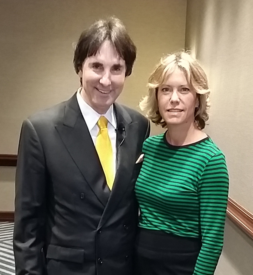 "Lisa & Dr. John Demartini at Emypreance I - a TEN day workshop on over 260 ""Ologies"" a mind stretch beyond global awareness to elevate you to an astronomical vision.   www.drdemartini.com"