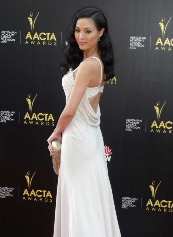 Gracie Huang