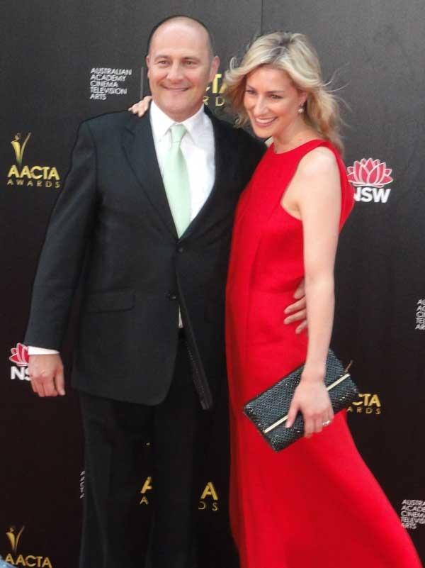 Russell Dykstra & Sybilla Budd