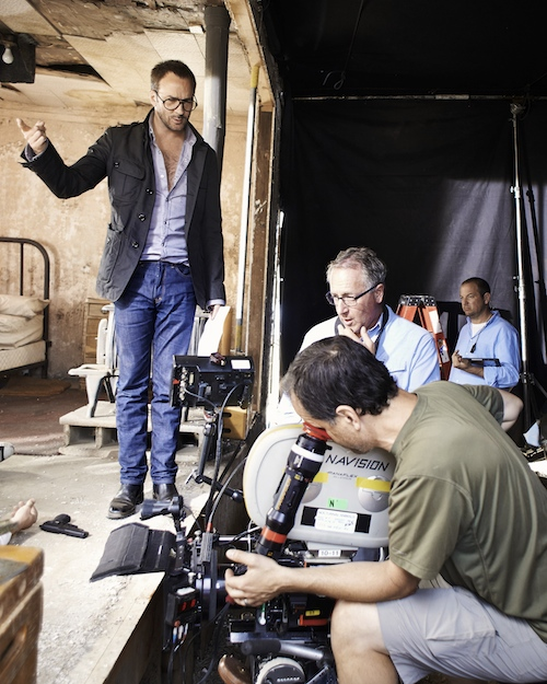 Tom Ford directs NOCTURNAL ANIMALS