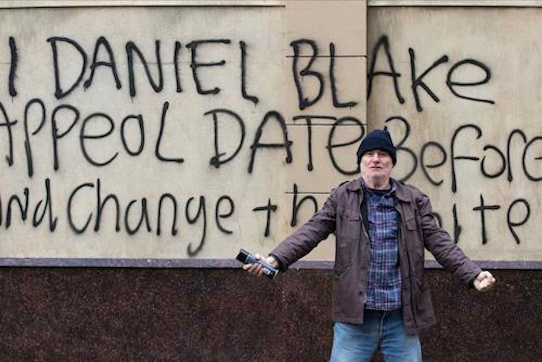 Dave Johns in  I, DANIEL BLAKE