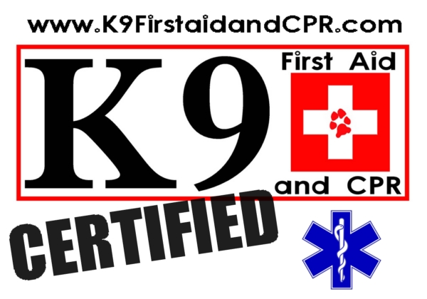 K9 First Aid and CPR