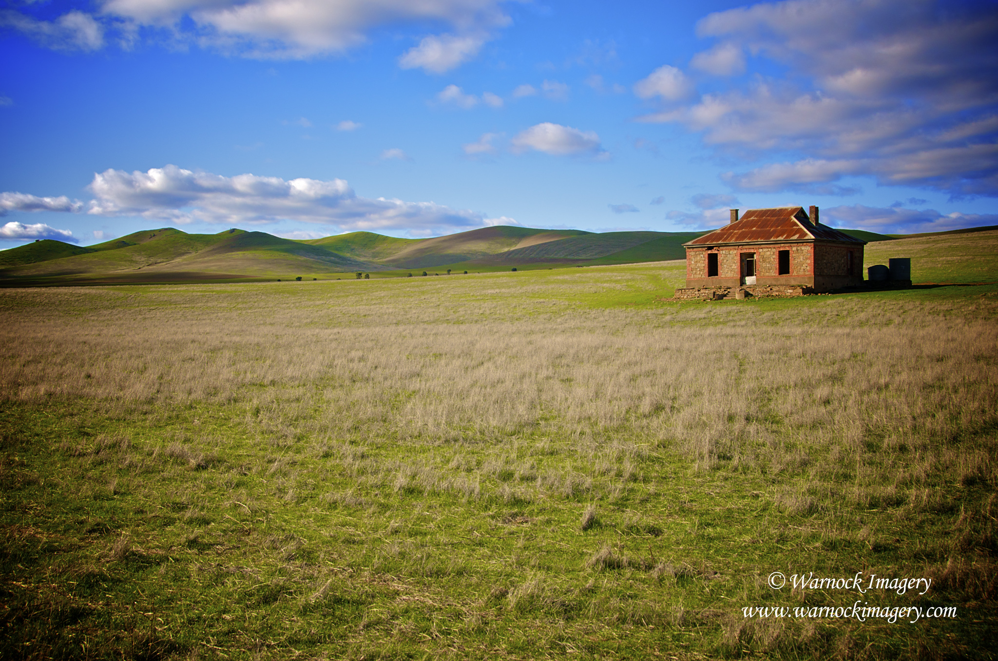 The old house at Burra