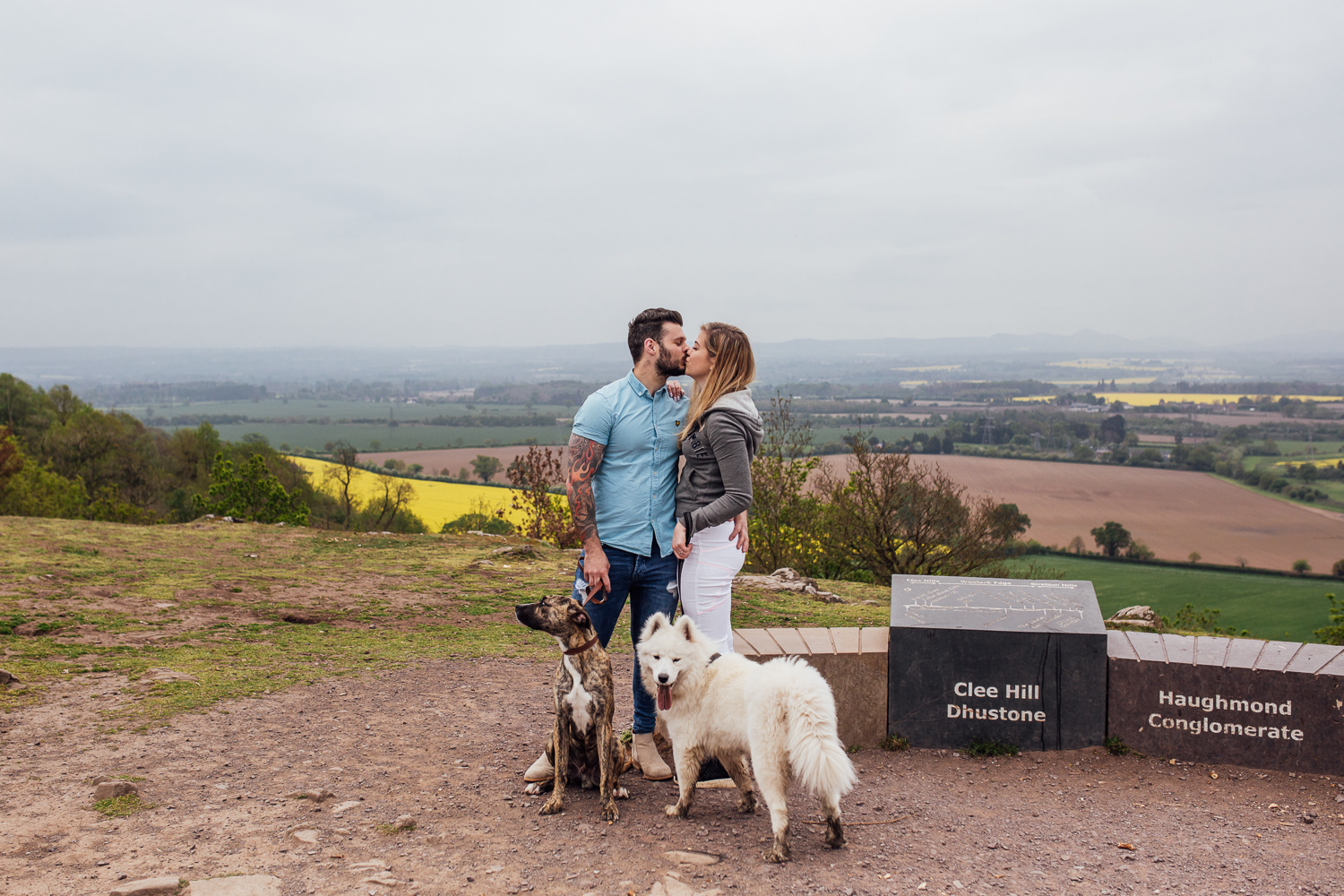 Haughmond Hill Engagement Shoot-8.jpg