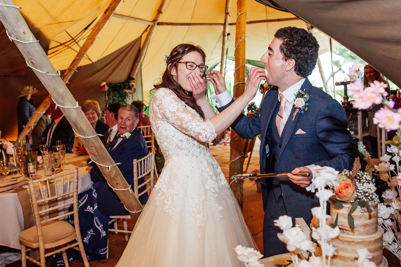 Shropshire Tipi Wedding Photographer -34.jpg