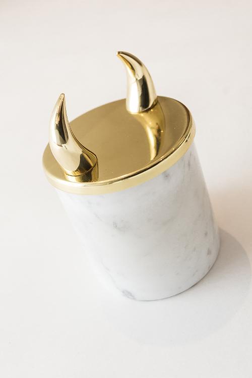 Viking Candle