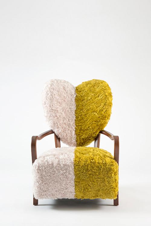 Uni Chair Yellow