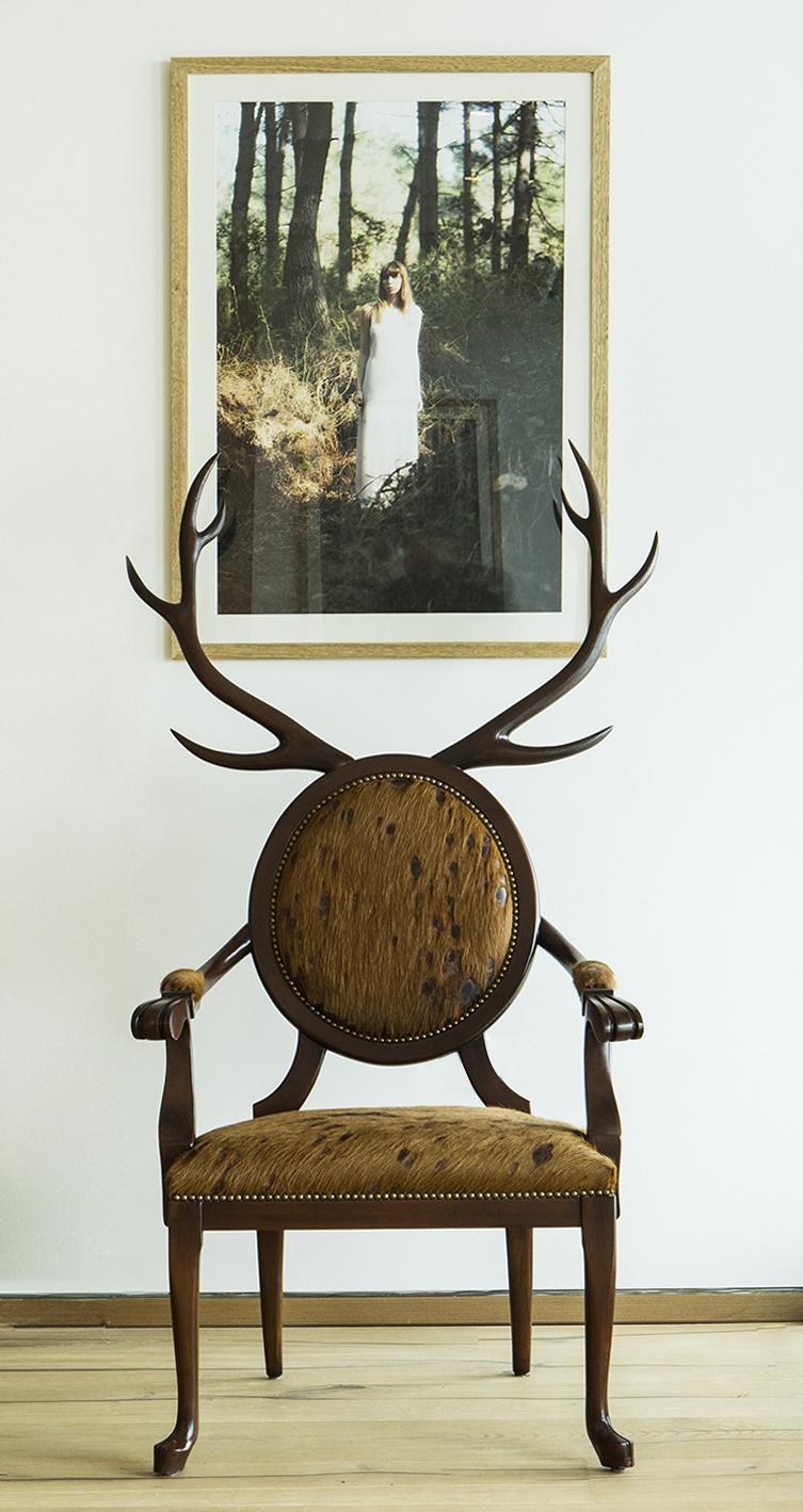 Hybrid No1 Chair