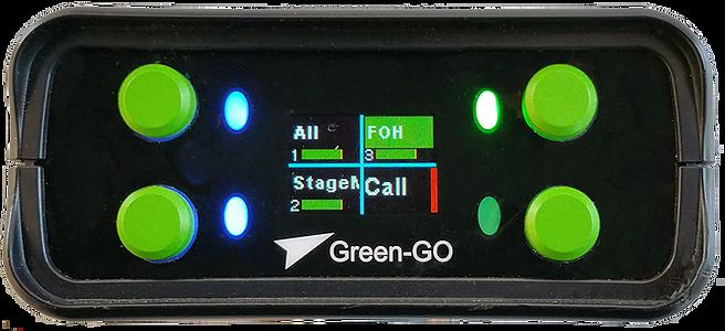 GreenGO 4Ch beltpack