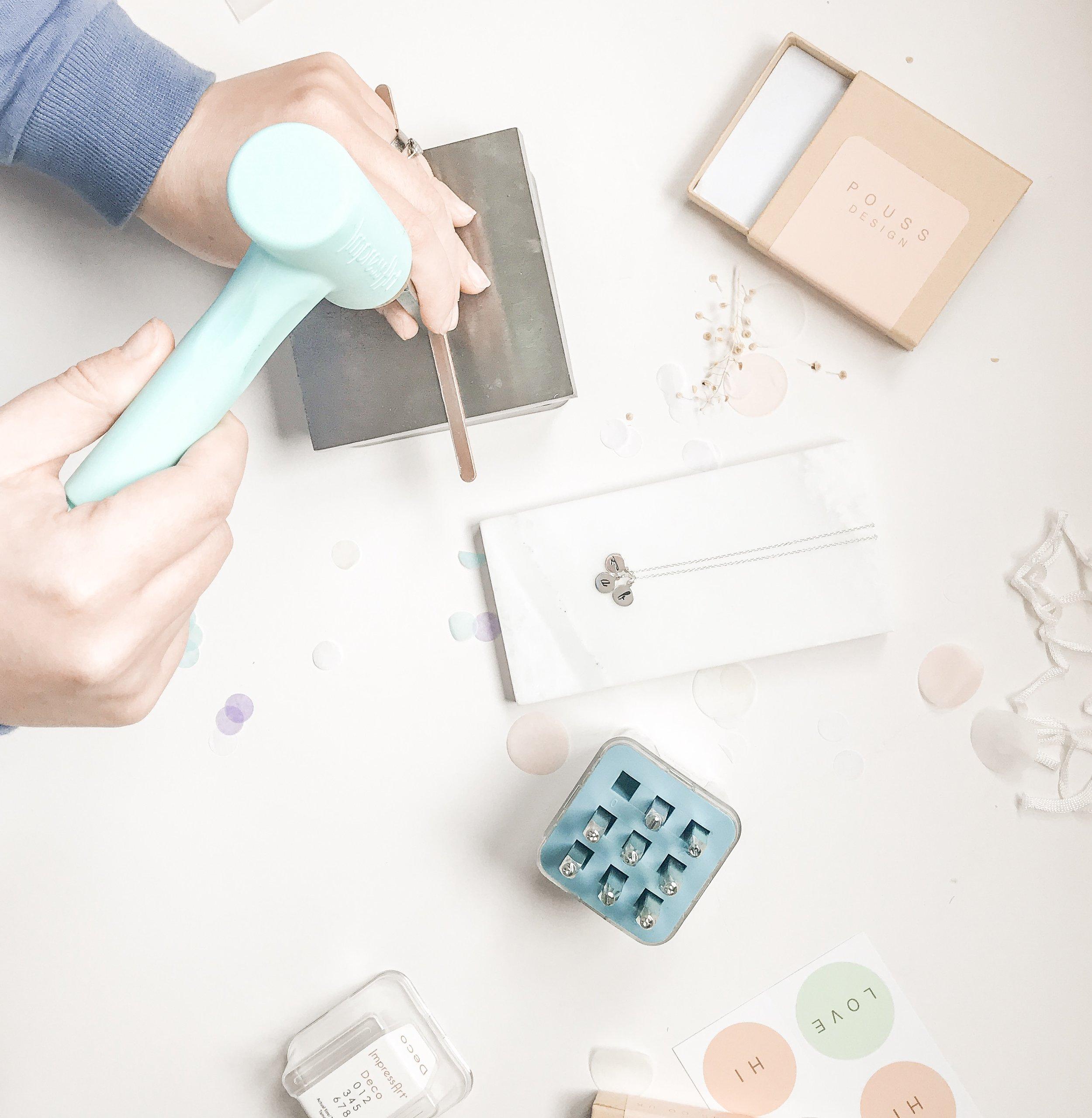 handmade jewellery workshop