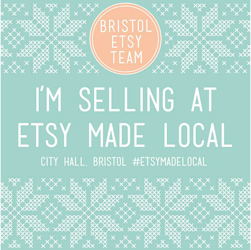 Bristol Etsy Made Local Market 2018